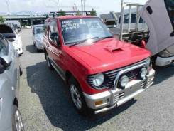 Mitsubishi Pajero Mini. автомат, 4wd, 0.7, бензин, 132 тыс. км, б/п, нет птс. Под заказ