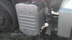 Выхлопная труба. Isuzu Giga Двигатель 6WG1