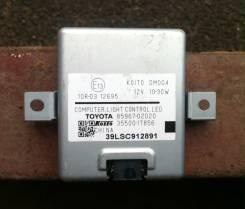 Блок управления светом. Toyota Corolla Toyota Highlander Toyota Camry