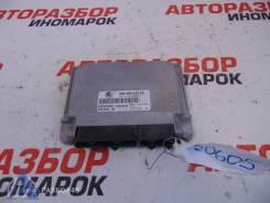 Блок управления двс Skoda Octavia (A4 1U-)