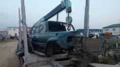Toyota Land Cruiser. HDJ80, 1HD