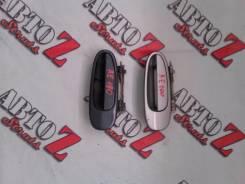 Ручка двери внешняя. Toyota Corolla, AE100