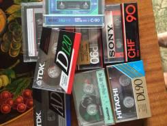 Аудио кассеты коллекционные