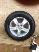 Комплект зимних колес R18 на Мерседес G Гелентваген. 8.0x18 5x130.00 ET48 ЦО 84,1мм.