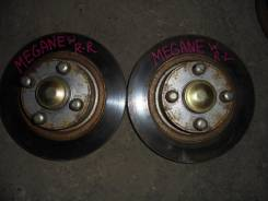 Диск тормозной. Renault Megane, LM05, BM, KM, 2