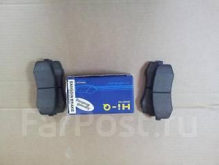 Колодка тормозная дисковая. Toyota Land Cruiser, FJ80, FJ80G, FZJ70, FZJ75, FZJ78, FZJ79, HDJ80, HDJ81, HDJ81V, HZJ70, HZJ70V, HZJ71, HZJ71V, HZJ73, H...