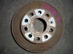 Диск тормозной. Volkswagen Touran, 1T3