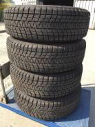 215/70 R16 Bridgestone Blizzak DM-V1 на штамповке. 6.0x16 5x114.30