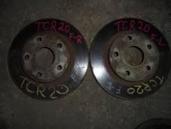 Диск тормозной. Toyota Estima Lucida, TCR20 Toyota Previa, TCR20 Toyota Estima, TCR20