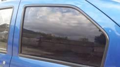 Стекло боковое. Renault Logan