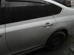 Дверь боковая. Nissan Teana