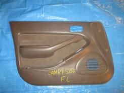 Обшивка двери передней левой Toyota Camry VZV33