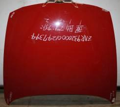 Капот. Alfa Romeo 156