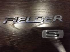 Эмблема. Toyota Corolla Fielder