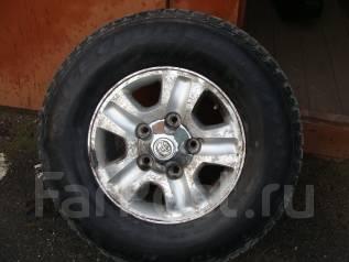 Продам шины и диски. 8.0x16 5x150.10