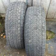 Dunlop Grandtrek SJ5. Зимние, без шипов, износ: 80%, 2 шт