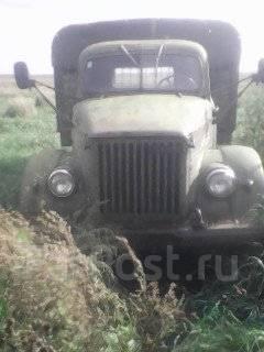 ГАЗ 51. Газ 51 А, грузовой бортовой 1965, 2 000 куб. см., 3 000 кг.