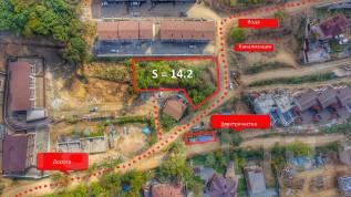 """Коммерчески выгодный участок на Заре, в поселке """"Орлиное Гнездо"""". 1 432 кв.м., собственность, электричество, вода, от частного лица (собственник)"""