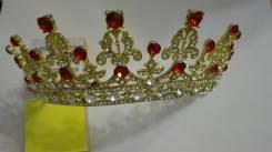 Диадемы и короны.