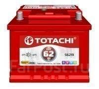 Totachi. 62 А.ч., левое крепление, производство Япония