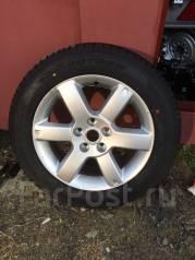 Колесо 215/60/17 на литом диске на Nissan X-Trail новое. x17 5x114.30