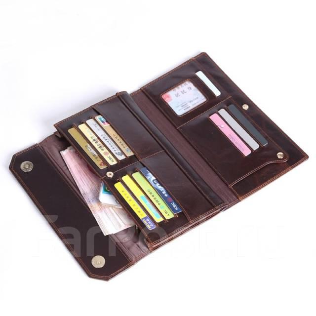 5970ec7b117b Мужской кожаный клатч MS Collection - Аксессуары и бижутерия во ...