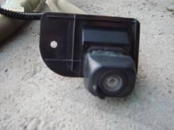 Камера заднего вида. Honda Fit Honda Stream
