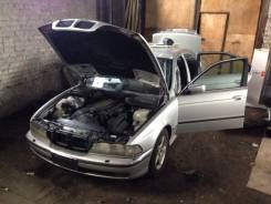 Панель замка багажника. BMW 5-Series, E39