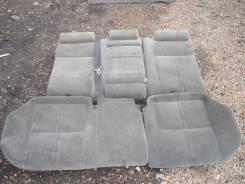Спинка сиденья. Toyota Mark II Wagon Qualis, MCV25W, MCV25 Двигатель 2MZFE