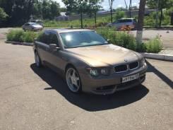 BMW 7-Series. автомат, задний, 4.5 (333 л.с.), бензин, 222 222 тыс. км