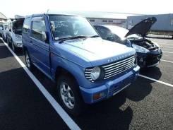 Mitsubishi Pajero Mini. автомат, 4wd, 0.7, бензин, 102 тыс. км, б/п, нет птс. Под заказ