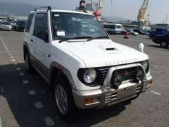 Mitsubishi Pajero Mini. механика, 4wd, 0.7, бензин, 133 тыс. км, б/п, нет птс. Под заказ