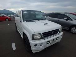Mitsubishi Pajero Mini. автомат, задний, 0.7, бензин, 146 тыс. км, б/п, нет птс. Под заказ