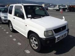 Mitsubishi Pajero Mini. автомат, задний, 0.7, бензин, 120 тыс. км, б/п, нет птс. Под заказ
