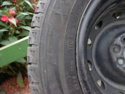 Michelin X-Ice North. Зимние, без шипов, 2012 год, износ: 10%, 4 шт