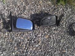 Зеркало заднего вида боковое. Mitsubishi RVR, N23W