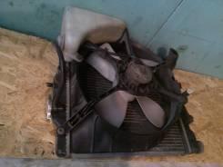 Радиатор охлаждения двигателя. Honda HR-V