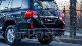 Бампер. Toyota Land Cruiser, UZJ200W, VDJ200, J200, GRJ200, URJ200, UZJ200