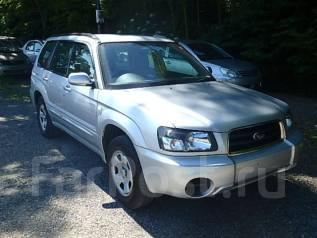 Subaru Forester. автомат, 4wd, 2.0, бензин, 110 тыс. км, б/п, нет птс. Под заказ