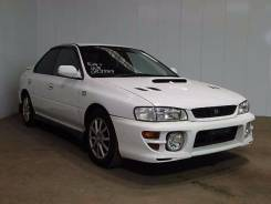 Subaru Impreza WRX. механика, 4wd, 2.0, бензин, 127 тыс. км, б/п, нет птс. Под заказ