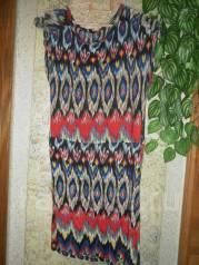 Платья джинсовые. 40-44