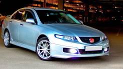 Обвес кузова аэродинамический. Honda Accord, CL7, CL9. Под заказ