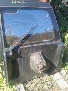 Дверь багажника. Nissan Safari, WRGY61 Двигатель TD42