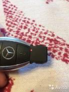 Ключ зажигания. Mercedes-Benz W203