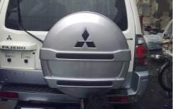Колпак запасного колеса. Mitsubishi Pajero. Под заказ