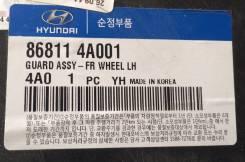 Подкрылок. Hyundai Starex Hyundai H1 Двигатели: D4BH, D4CB, D4BB, D4BF