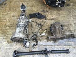 Механическая коробка переключения передач. Toyota Supra, JZA80 Двигатель 2JZGTE
