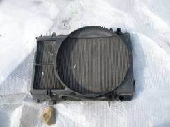 Радиатор охлаждения двигателя. Nissan Laurel, GC35, HC35, GNC35, SC35, GCC35 Двигатель RB25DET