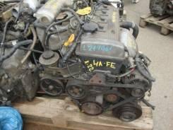 Двигатель 4A-FE Toyota Corolla 1994г б/у без пробега по РФ