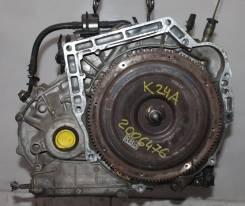 Автоматическая коробка переключения передач. Honda Accord, CM2 Двигатель K24A